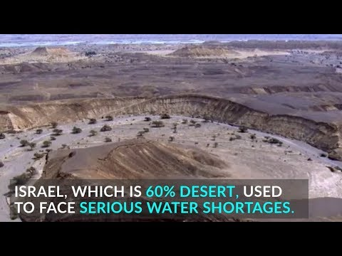 Israel - a global water powerhouse