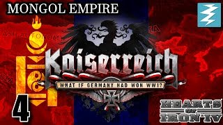2 FRONTS [4] Kaiserreich Mod - Hearts of Iron IV HOI4 Paradox