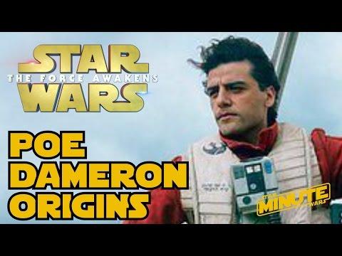 Poe Dameron Origins (Canon) - Star Wars Minute