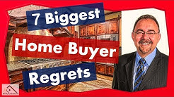 Home Buying Tips 2019 - 7 Biggest Home Buyer Regrets and Mistakes