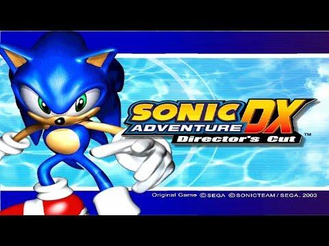 Sonic Adventure DX (1080p/60fps) Sonic`s Story part 1