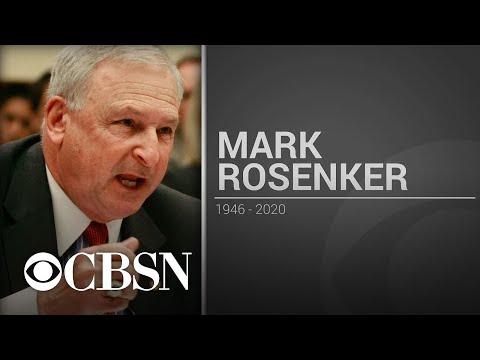 CBS News mourns loss of transportation safety analyst Mark Rosenker