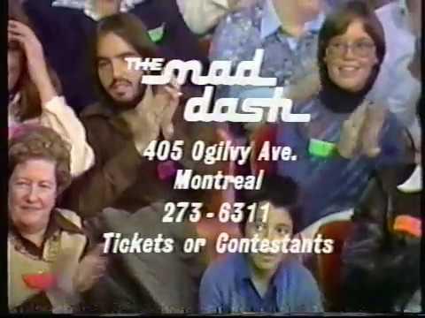 The Mad Dash - Nov. 9,1978