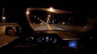 Jeep Grand Cherokee - Притапливаем в ночи