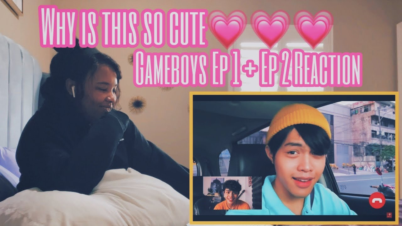 [THIS IS SO CUTE🥰💗] Gameboys | Episode 1: Pass or Play? + Episode 2: Game of Love Reaction