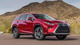 AMAZING.. 2018 Lexus RX Hybrid Fuel Economy