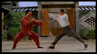 jet li is bond james bond fist of legend