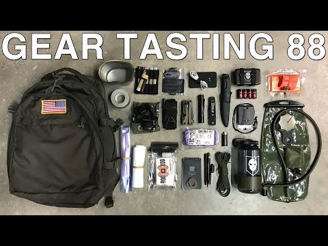 GORUCK Constellation Prep and Bodyweight Fitness Tips - Gear Tasting 88