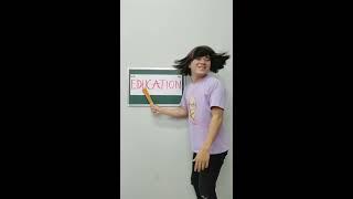 Lớp Học Bông Tím: Dạy Tiếng Anh Vui Vẻ Phần 1 | Tổng Hợp TikTok Tiếng Anh Bông Tím