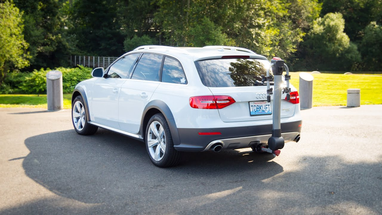 2009 2016 Audi Allroad Ecohitch Trailer Hitch Torklift Central