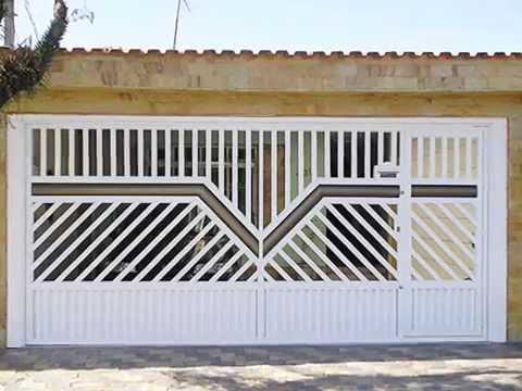 Portão E Grade Carlão Metal Serralheria