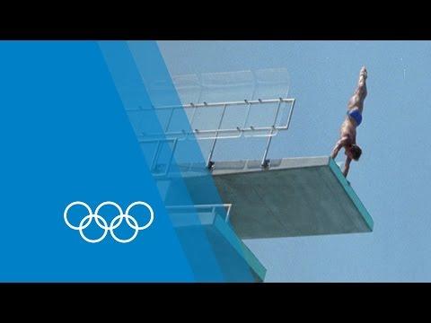 Matthew Mitcham on Springboard & Platform Diving   Faster Higher Stronger