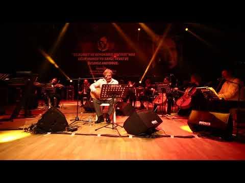 Mazlum Çimen - Sinema Senfoni Orkestrası - Feryad-ı İsyanım