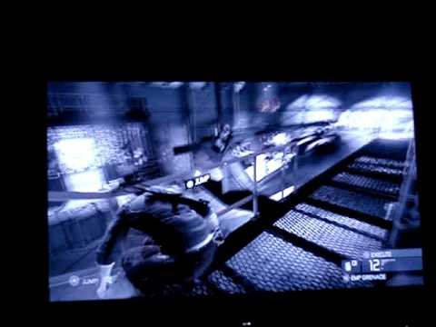 Splinter Cell Conviction: Pistol Marksman Challenge