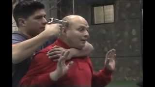 Self Defense - How To Disarm Gun or Knife Wielding Attacker Quickly