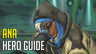 Download Video Ana - Overwatch Hero Guide MP3 3GP MP4