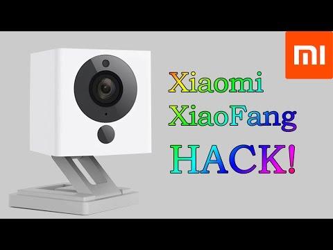Xiaomi Xiaofang Hack! RTSP. READ VIDEO DESCRIPTION!