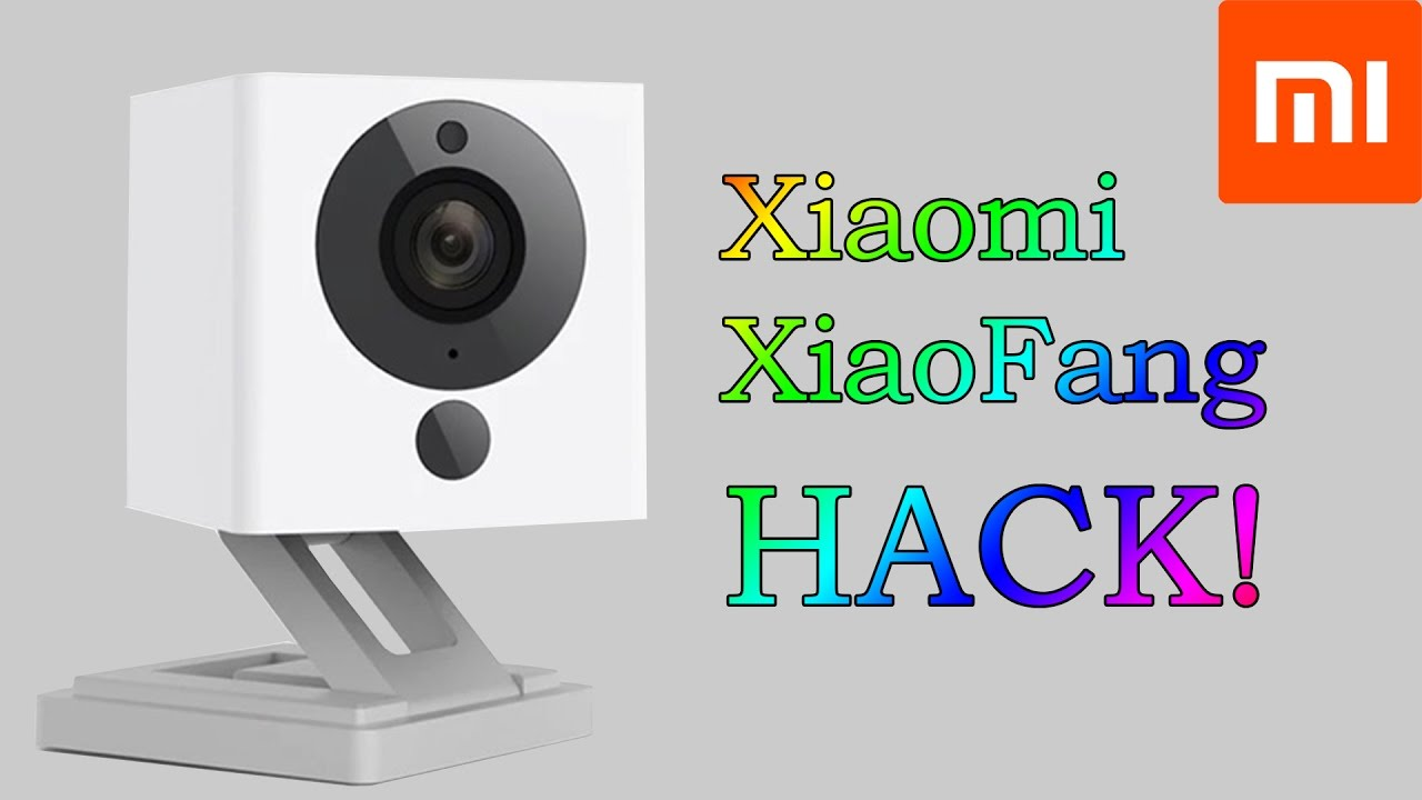 Xiaomi Xiaofang Hack! RTSP  READ VIDEO DESCRIPTION!