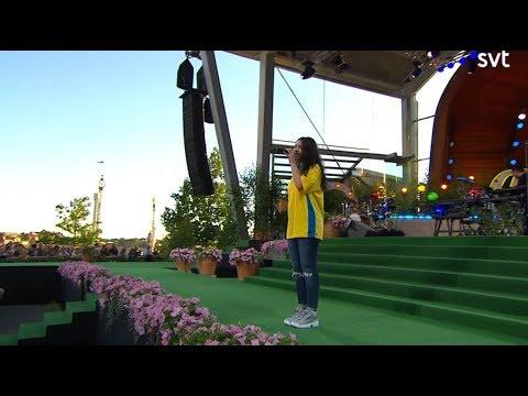 Alessia Cara - Growing Pains (live @ Allsång på Skansen 2018)