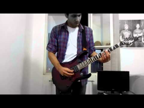 Puddle Of Mudd - Radiate (Guitar Cover)