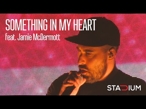 Röyksopp - SOMETHING IN MY HEART (feat. Jamie McDermott) - Stadium Live 2017 Moscow