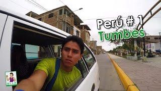 Perú# 1-frontera Ecuador-Perú, Tumbes,llegada a LIMA  / ANV