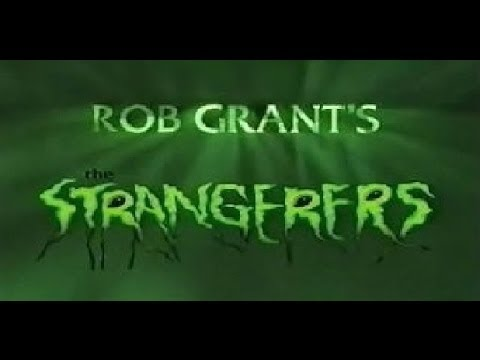 Download Rob Grant's The Strangerers: Episode 5 - Zap Type 'Z'
