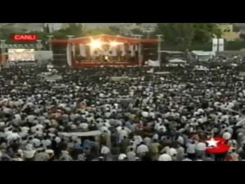 İbrahim tatlises  URFA Konser  Dunyanin en güzel sesi