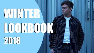 MY FAVOURITE WINTER LOOKS! | AW 2018 Look Book I Tom Daley