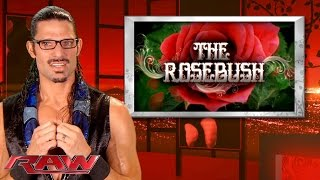 """""""The Rose Bush"""" roasts Neville and the ECW Originals: Raw, December 7, 2015"""