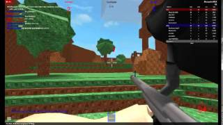 Roblox Paintball - #3 de juego automático