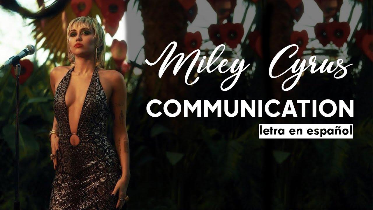 Miley Cyrus — Communication MTV Unplugged: Backyard ...