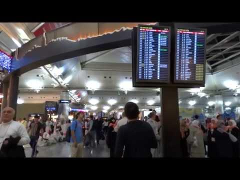 İstanbul Atatürk Havalimanı (International Departure Terminal) 2015-01-02