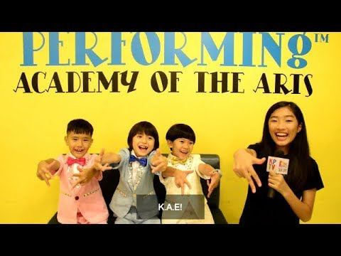 Interview with K.A.E for Sheng Siong Competition