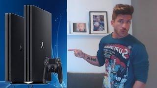 PS4 PRO Y PS4 SLIM BAJAN DE PRECIO TEMPORALMENTE