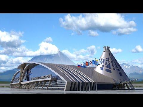 Вести-Камчатка: Новый аэропорт