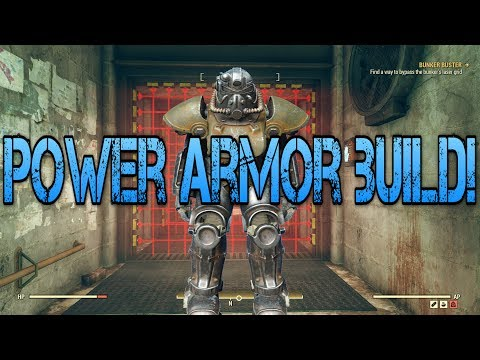 OP Power Armor BUILD || Cheap Counter to Assassins Sentinel || Fallout 76 thumbnail