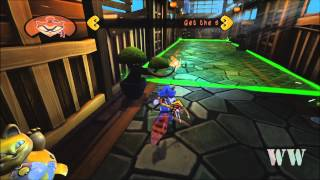 Sly Cooper: Thieves in Time Gameplay - Sushi