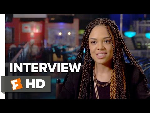 Creed Interview - Tessa Thompson (2015) - Drama HD