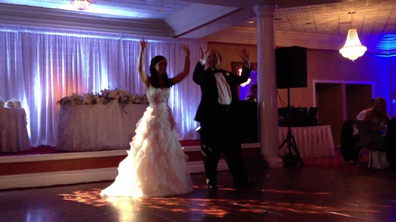 Surprise Father Daughter Wedding Dance To My