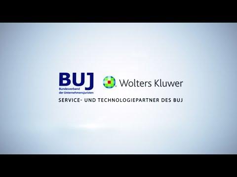 Unternehmensjuristen Kongress 2017 Wolters Kluwer & BUJ