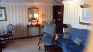 Penthouse Suite 6002 Pacific Princess Tahiti