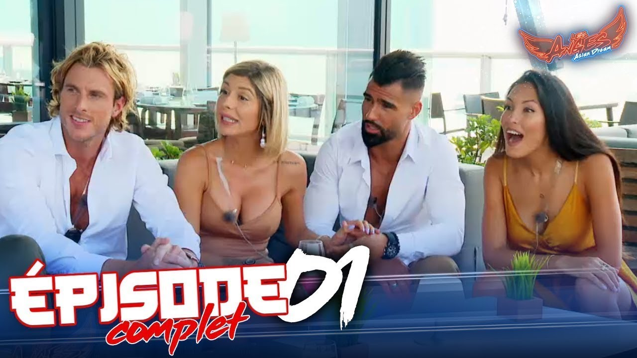 Episode 1 (Replay entier) - Les Anges 12
