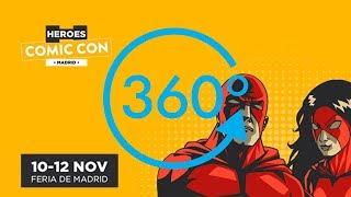 Baixar Peru 360 - ComicCon Heroes - Madrid Video Blog 2017