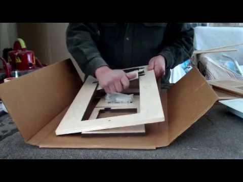 Wood Floor Vent Template/Router Bit/Corner Chisel Combo