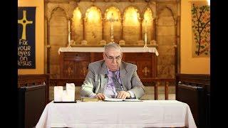 جنگ روحانی - قسمت سوم - کشیش ادوارد هوسپیان مهر - کلیسای قدیس آفراهات، حکیم پارسی