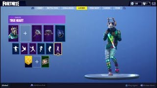 DJ YONDER[LLAMA SKIN] SHOWCASE - FORTNITE BATTLE ROYALE SEASON 6 BATTLE PASS