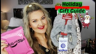 HOLIDAY GIFT GUIDE FOR HER | 2019