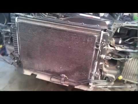 audi a4 turbo motor dañado 5.