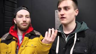 Thousand Autumns Interview at The Garage in London with St Pauls Lifestyle
